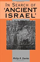 In Search of Ancient Israel (Journal for the…