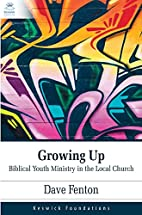 Growing Up (Studies in Christian History and…