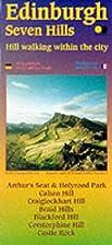 Edinburgh Seven Hills by Harvey Map Services…