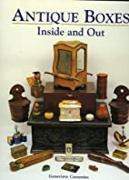 Antique Boxes-Inside and Out: For Eating,…