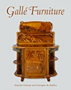 Galle Furniture by Alastair Duncan