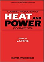 Combined Production of Heat and Power…