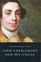 Lord Charlemont and His Circle (Ucd Studies…