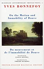 On the motion and immobility of Douve by…
