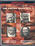 Durcan, Paul: The Poetry Quartets: 4: Irish Poets (v. 4)