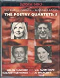 Dunmore, Helen: The Poetry Quartets 5: Women Poets (v. 5)