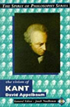 The Vision of Kant (The Spirit of…