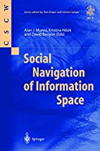 Social Navigation In Information Space…
