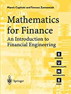 Mathematics for Finance: An Introduction to…