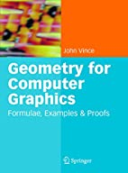Geometry for Computer Graphics: Formulae,…