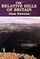 Relative hills of Britain by Alan Dawson