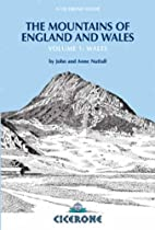 The Mountains of England and Wales, Volume…
