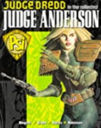 Judge Dredd in the Collected Judge Anderson…