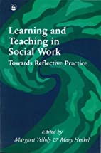 Learning and teaching in social work :…
