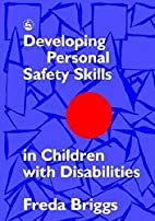 Developing Personal Safety Skills in…
