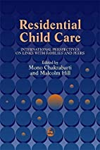 Residential Child Care: International…