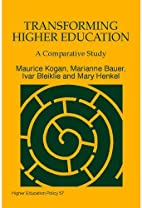 Transforming Higher Education: A Comparative…