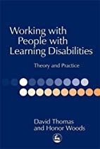 Working with People with Learning…