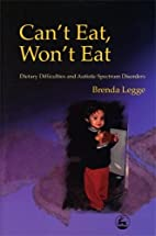 Can't Eat, Won't Eat: Dietary…