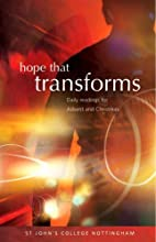 Hope That Transforms: Daily Readings for…