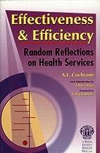 Effectiveness And Efficiency: Random…