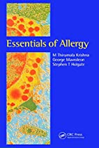 Essentials of Allergy by M Thirumala Krishna