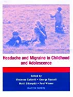 Headache and Migraine in Childhood and…