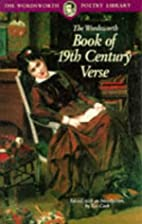Book of 19th Century Verse (Wordsworth…