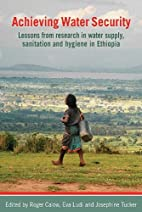Achieving Water Security - Lessons from…