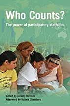 Who Counts?: The Power of Participatory…