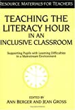Teaching the Literacy Hour in an Inclusive Classroom Supporting Pupils With