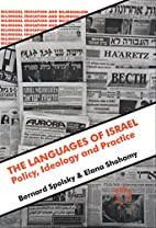 The Languages Of Israel: Policy Ideology and…