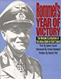 Caesar, Kurt: Rommel's Year of Victory: The Wartime Illustrations of the Afrika Korps by Kurt Caesar