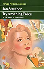 Try Anything Twice by Jan Struther