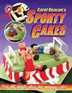 Sporty Cakes by Carol Deacon