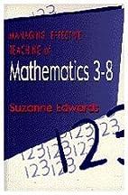 Managing effective teaching of mathematics…