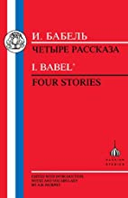 Four Stories (Russian Edition) by I. Babel