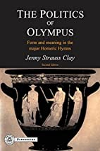 The Politics of Olympus: Form and Meaning in…