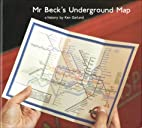 Mr. Beck's Underground Map by Ken Garland