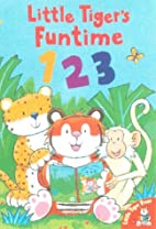 Little Tiger's Funtime 123 by Julie Sykes