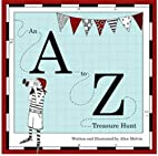 An A to Z Treasure Hunt by Alice Melvin
