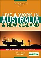 Live & Work in Australia & New Zealand, 4th…