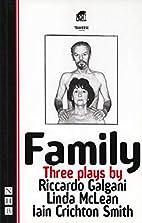 Family (Nick Hern Books) by Riccardo Galgoni