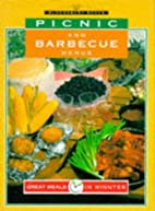 Picnic and Barbecue Menus (Great Meals In…