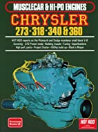 Chrysler 273-318-340 & 360 (Musclecar & Hi…