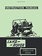 Land Rover Ser 1/2 Instruc Mnl (Official…