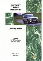 Land Rover Discovery Series II 1999-02 WSM…