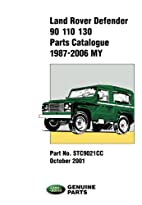 Land Rover Defender Parts Catalogue…