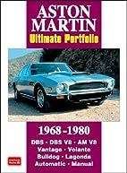 Aston Martin Ultimate Portfolio 1968-1980…