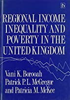 Regional Income Inequality and Poverty in…